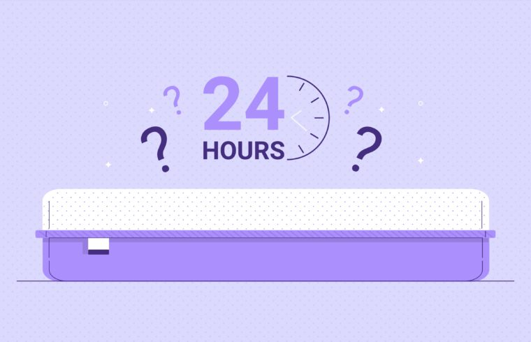 Can You Sleep On A Memory Foam Mattress Before 24 Hours?
