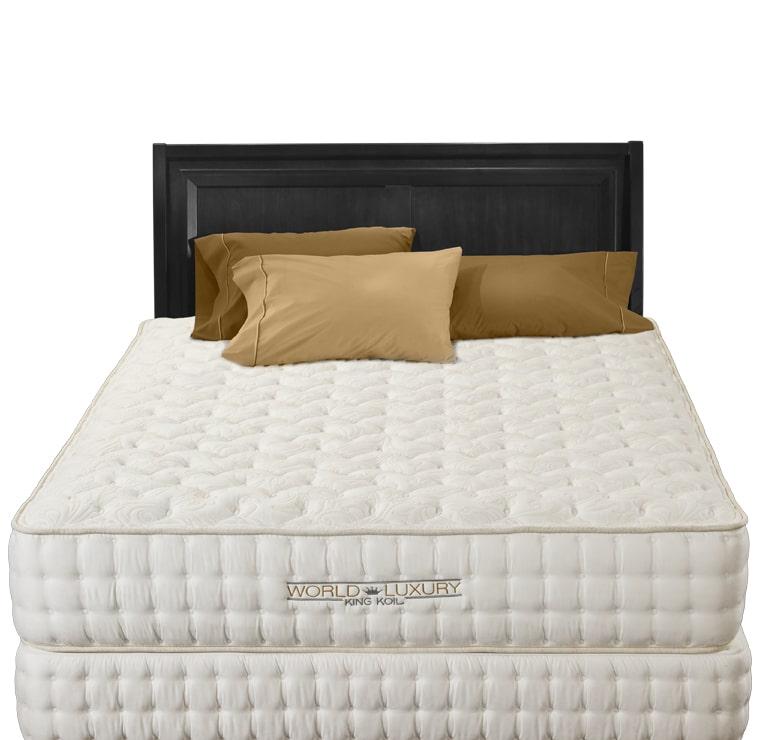 king koil luxury mattress