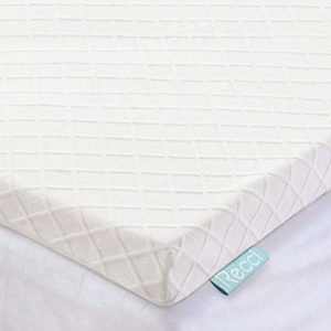 Recci 3 Inch Memory Foam Mattress Topper