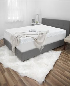 SensorGel® Luxury iCool® Gel-Infused Memory Foam Topper