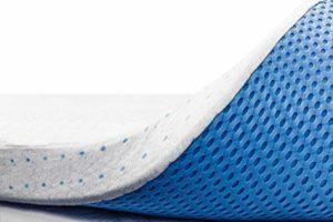 Viscosoft Dual Layer Pillow Top Memory Foam Mattress Topper