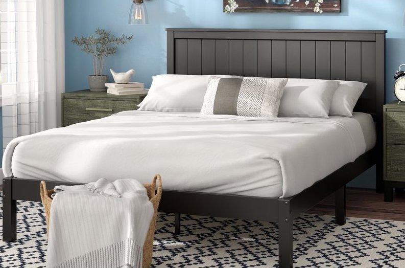 letha platform bed