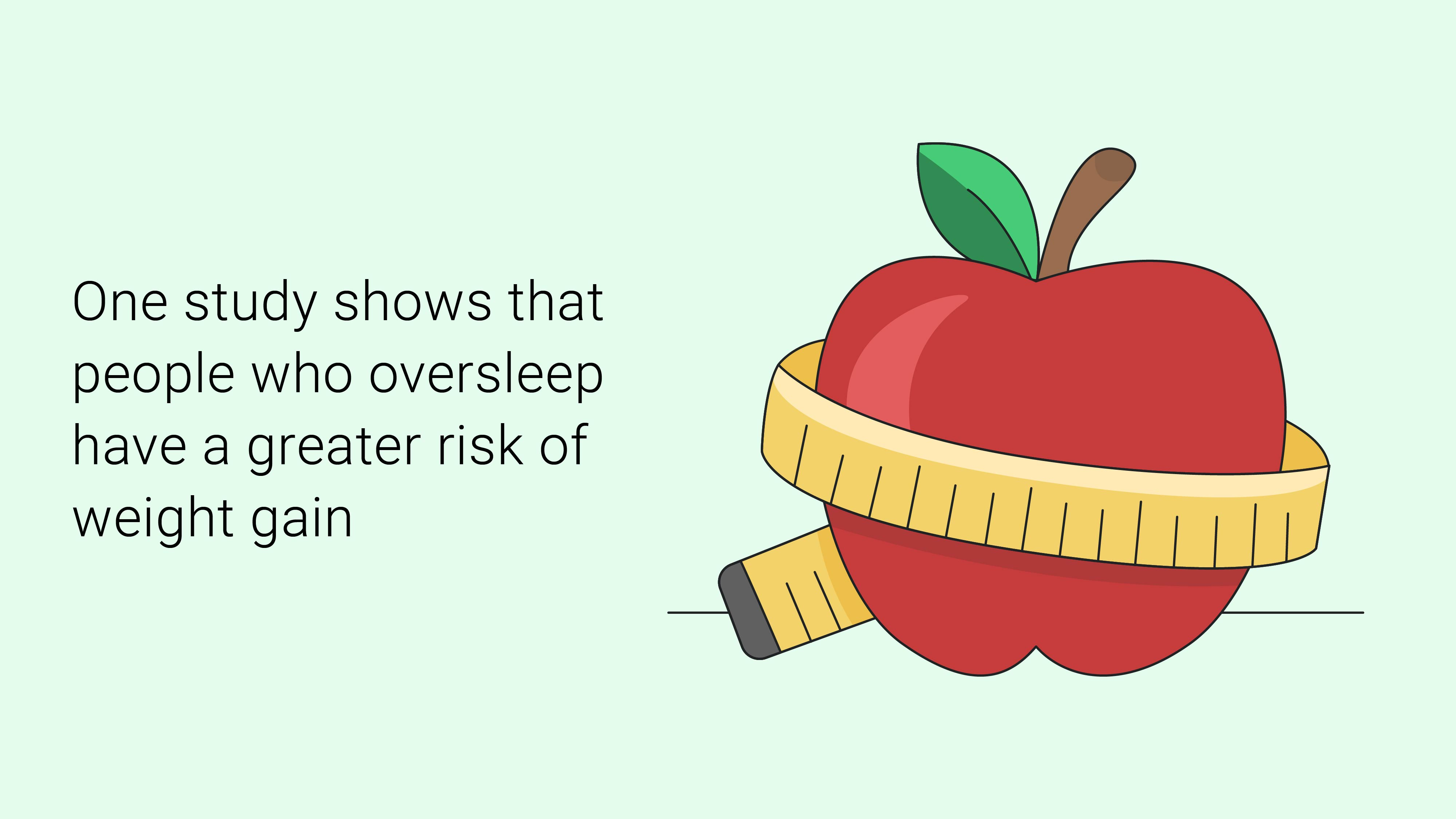 long duration of sleep