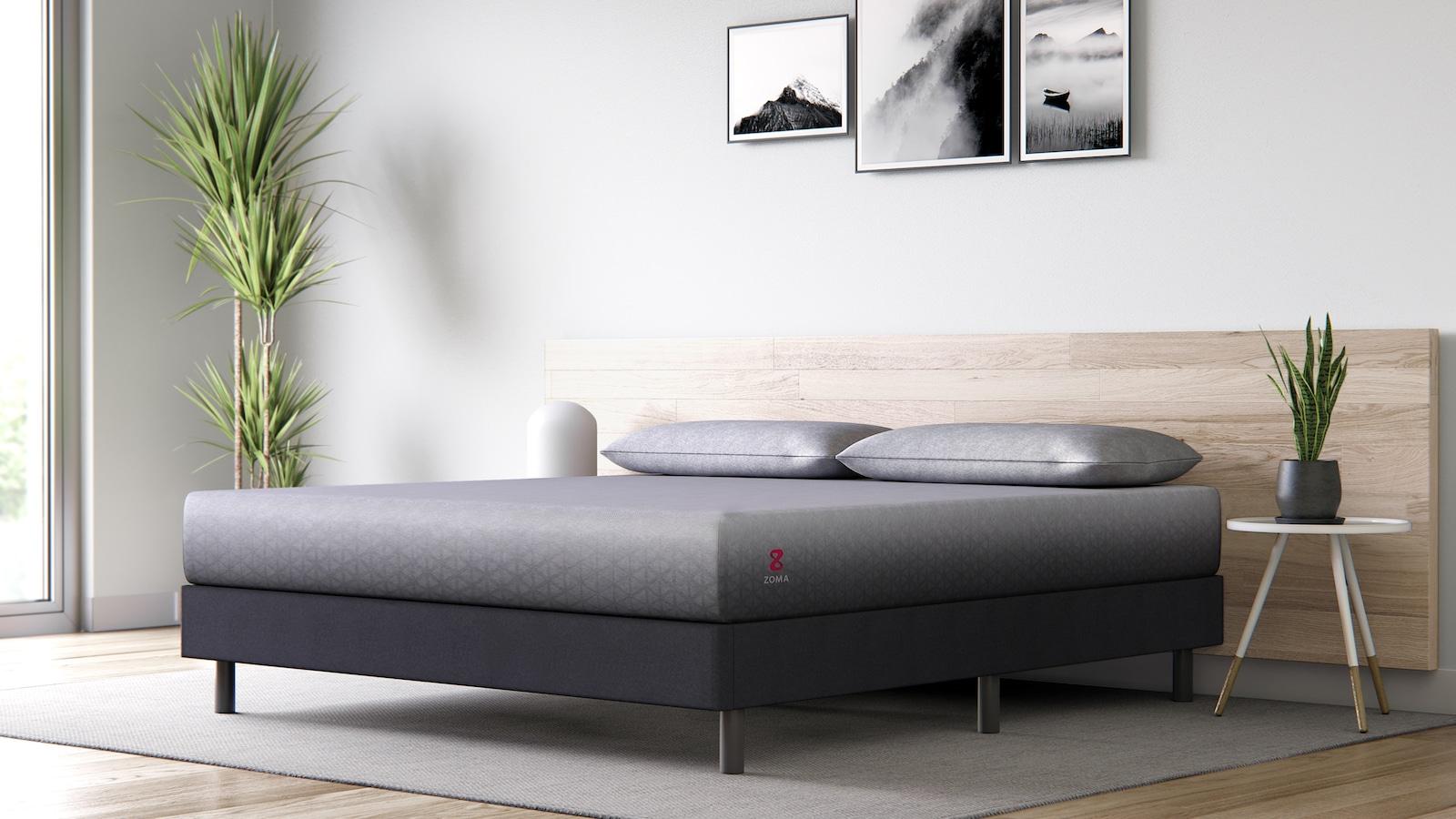 zoma sports mattress for athletes