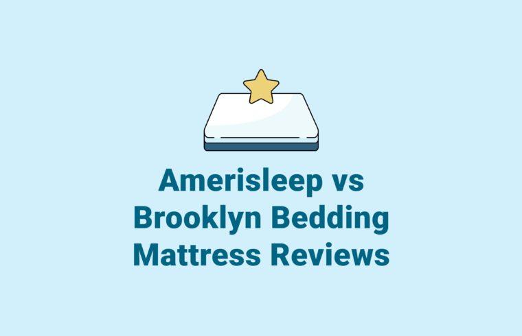 Amerisleep vs. Brooklyn Bedding Mattress Reviews