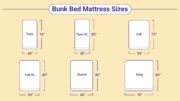 Bunk Bed Mattress Sizes