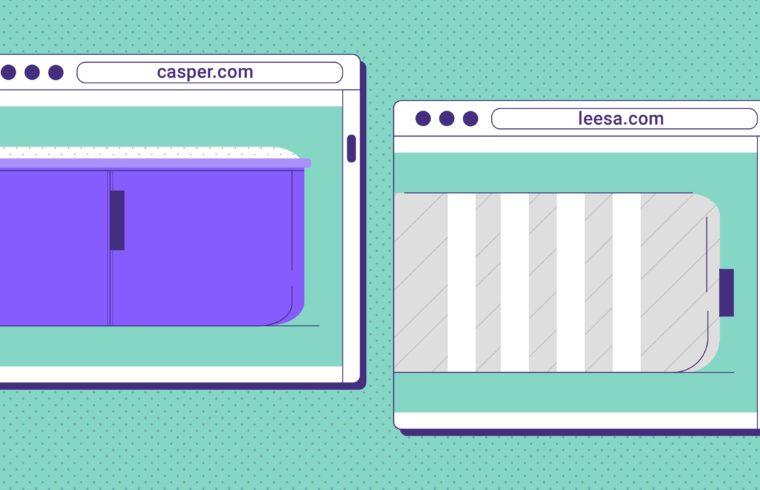 Leesa vs. Casper Mattress Reviews