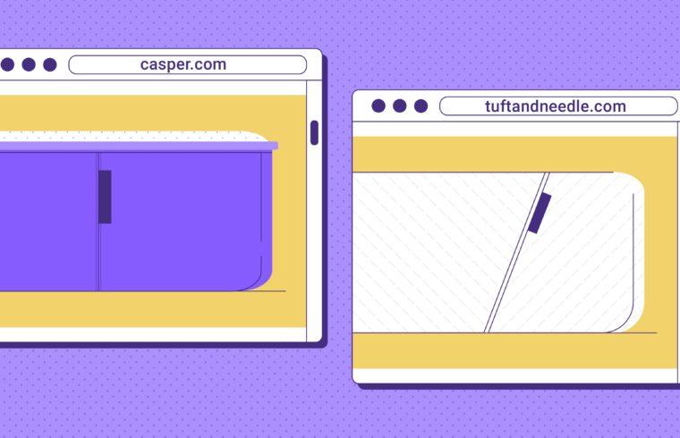 Tuft & Needle vs. Casper Mattress Reviews