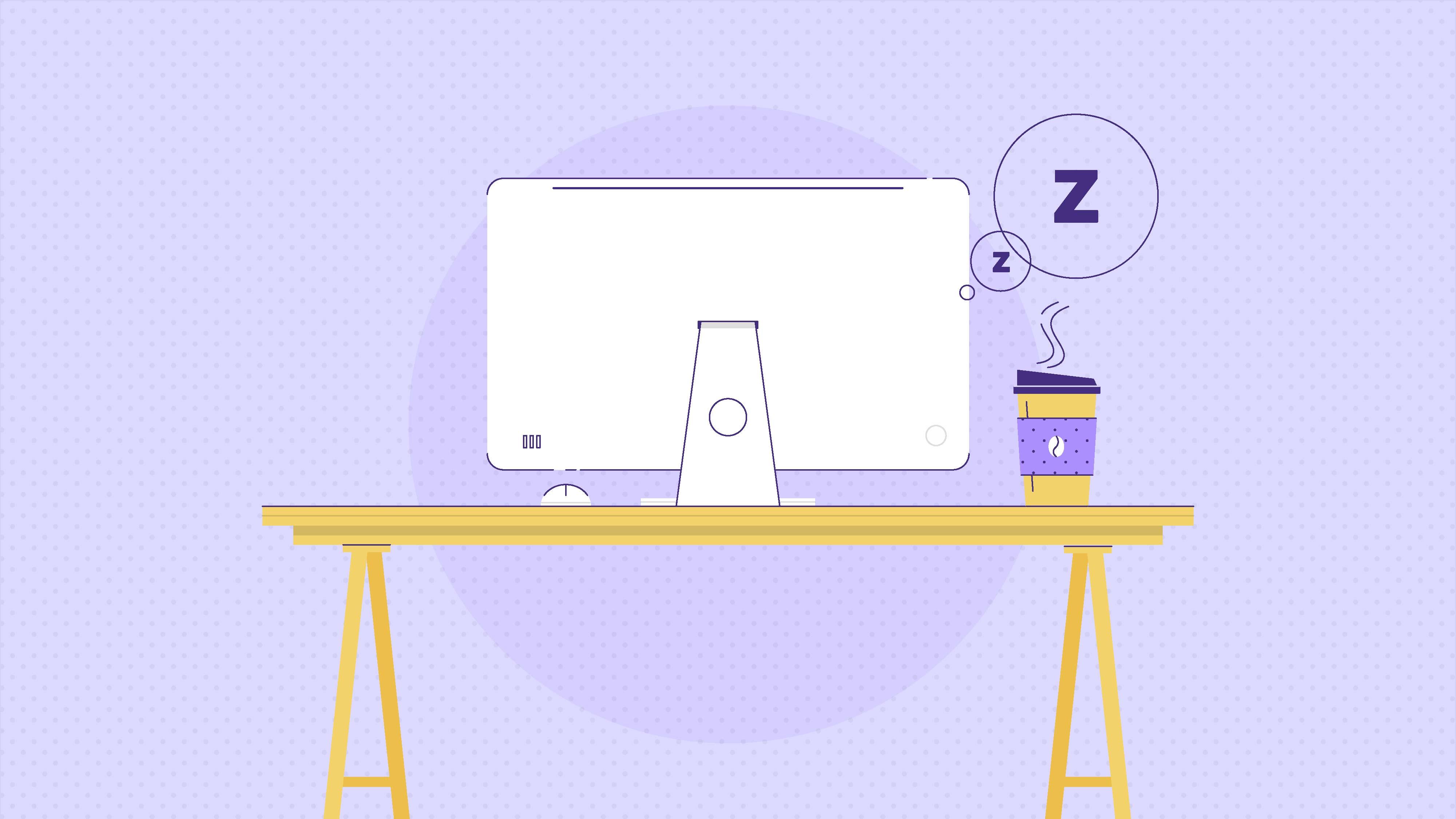 Connections Between Sleep & Work Performance