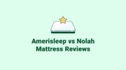 Amerisleep vs. Nolah Mattress Reviews