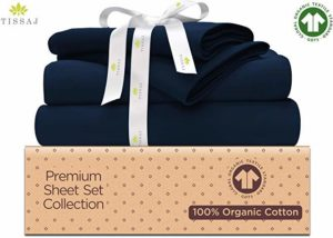 Tissaj Home Essentials Organic Cotton