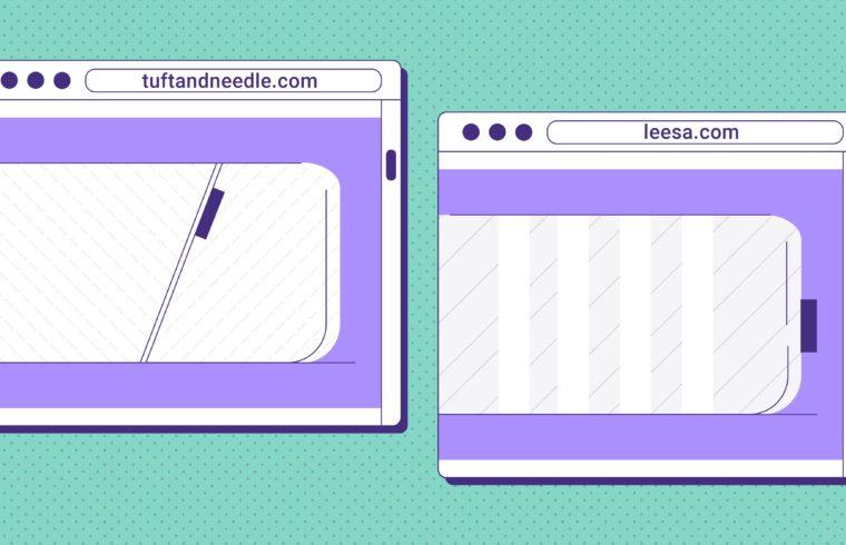 Tuft & Needle vs. Leesa Mattress Reviews