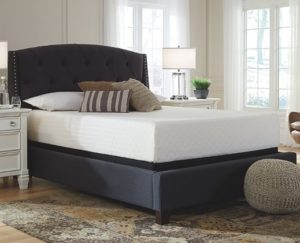 Ashley Signature Design 12-Inch Chime Express Memory Foam Mattress