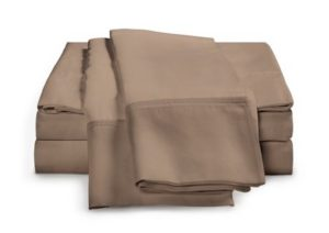eluxury supply 100% egyptian cotton sheets