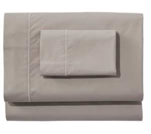 L.L. Bean Premium Egyptian Percale Sheet Collection