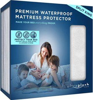 Ultra Plush Waterproof Mattress Protector