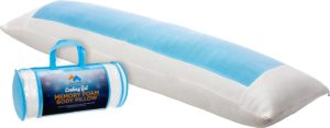 Mindful Design Cooling Memory Foam Pillow
