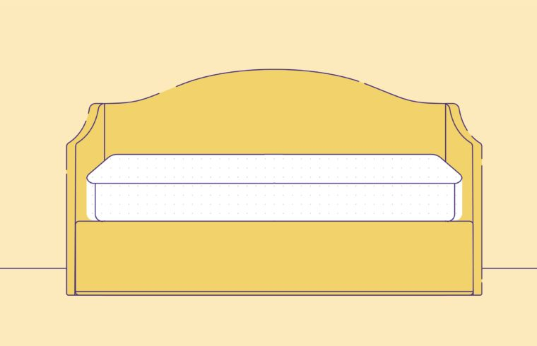 Best Mattress For a Daybed: Reviews and Buyer's Guide