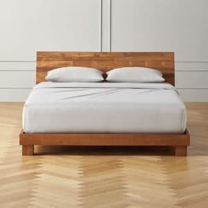CB2-Dondra-Teak-Queen-Bed