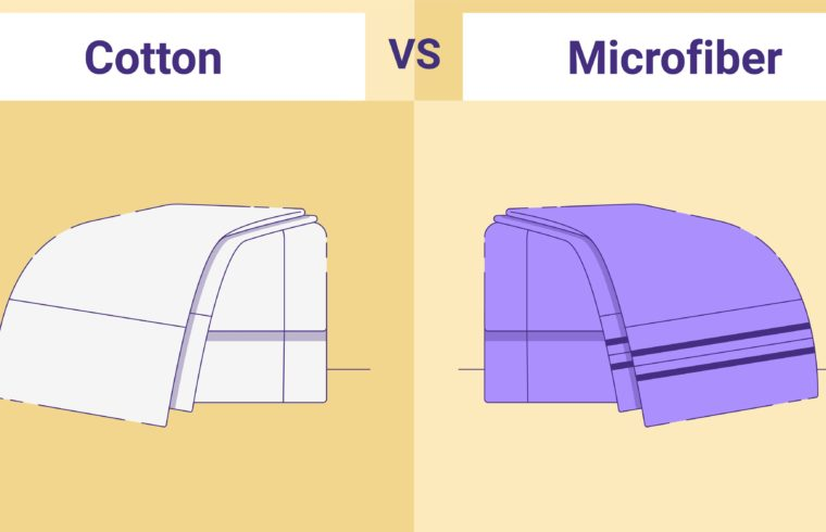 Cotton vs Microfiber Sheets: Which is Best?