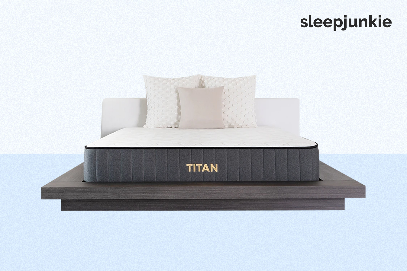 titan mattress for plus size sleepers, best mattress for plus size people