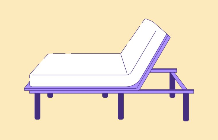 How Does an Adjustable Bed Fit Into a Bed Frame