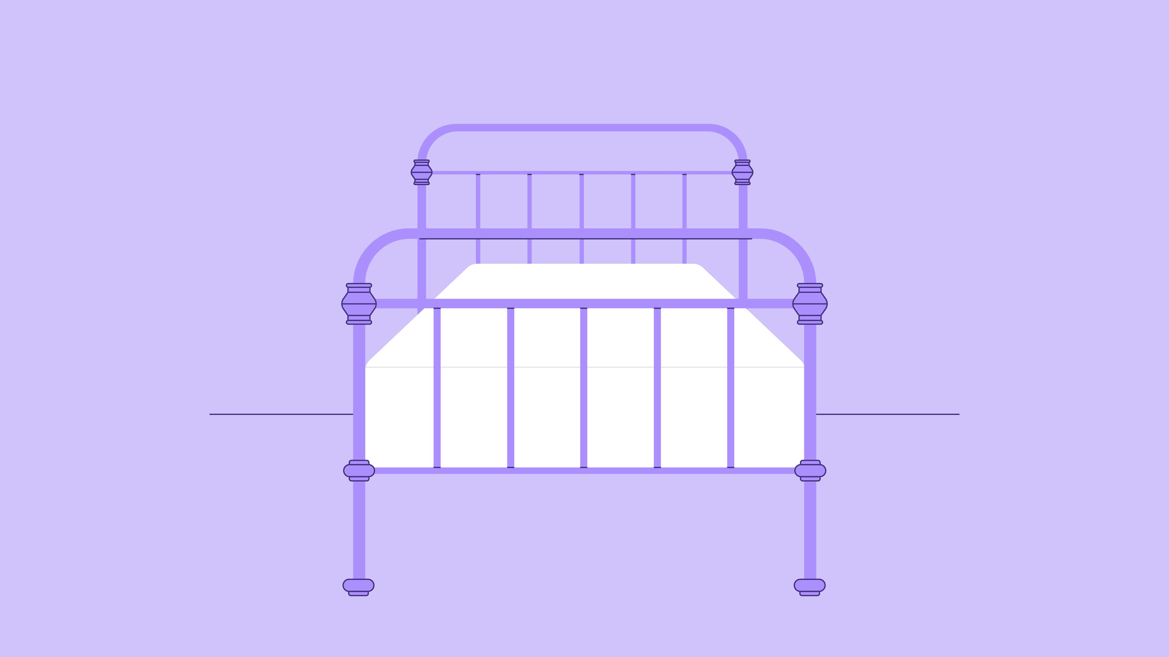 What Type of Mattress Works With an Antique Bed?