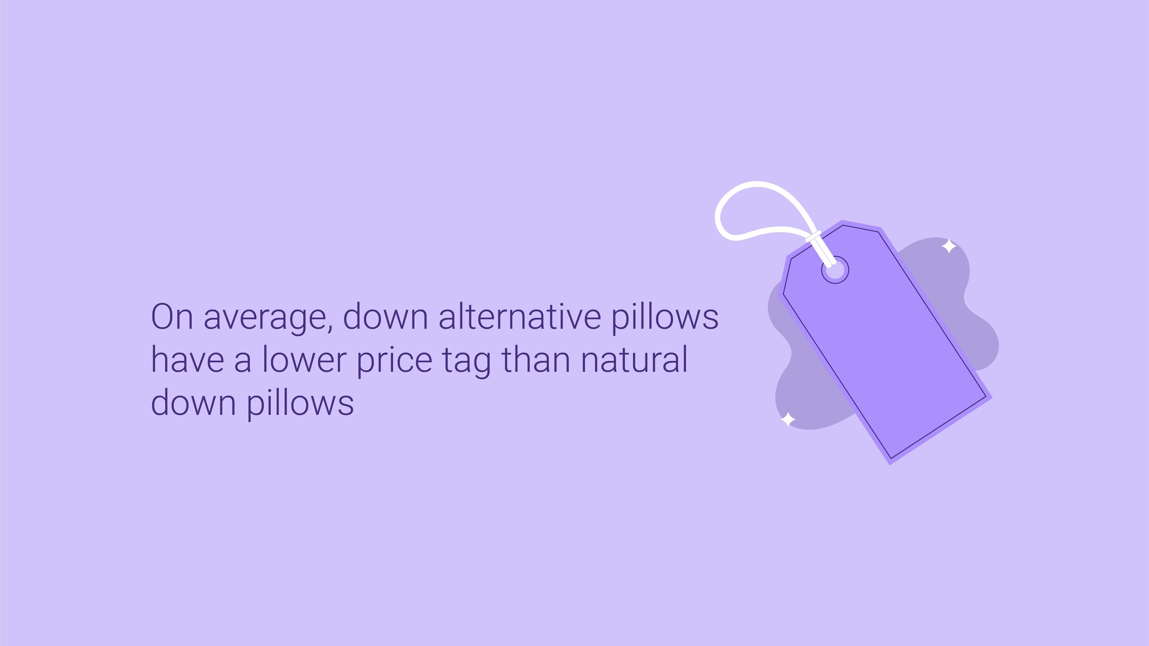 Down-vs-Down-Alternative-Pillow